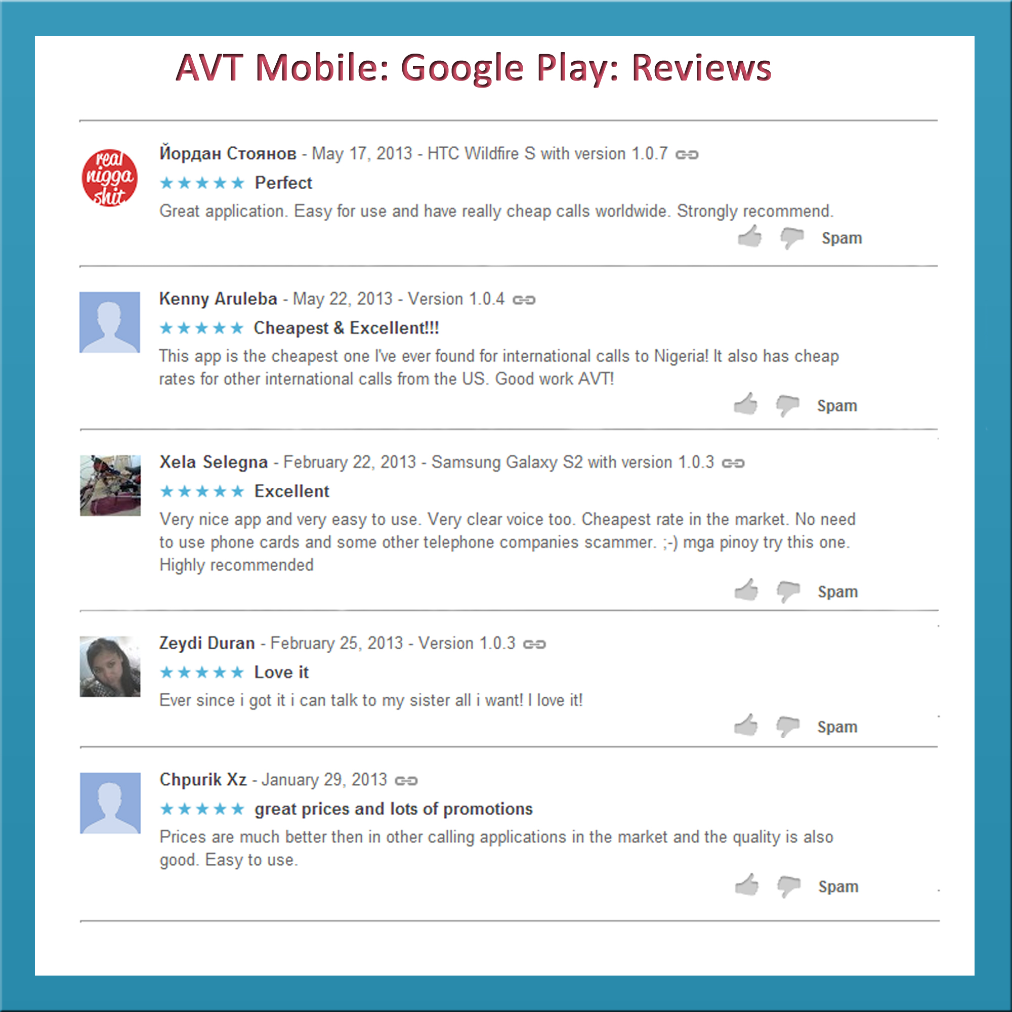 Google Play Reviews - Bluee BlogBluee Blog