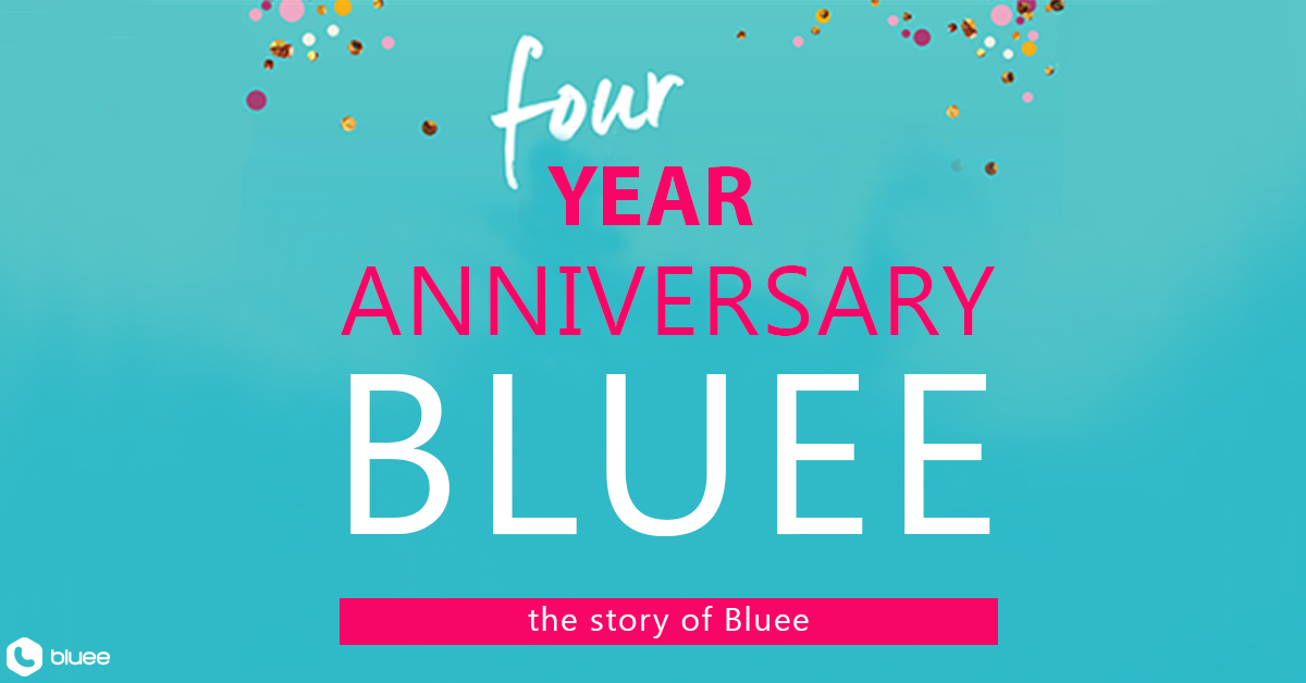 The Story of Bluee – 4 Years Together