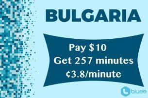 Bulgaria Offer