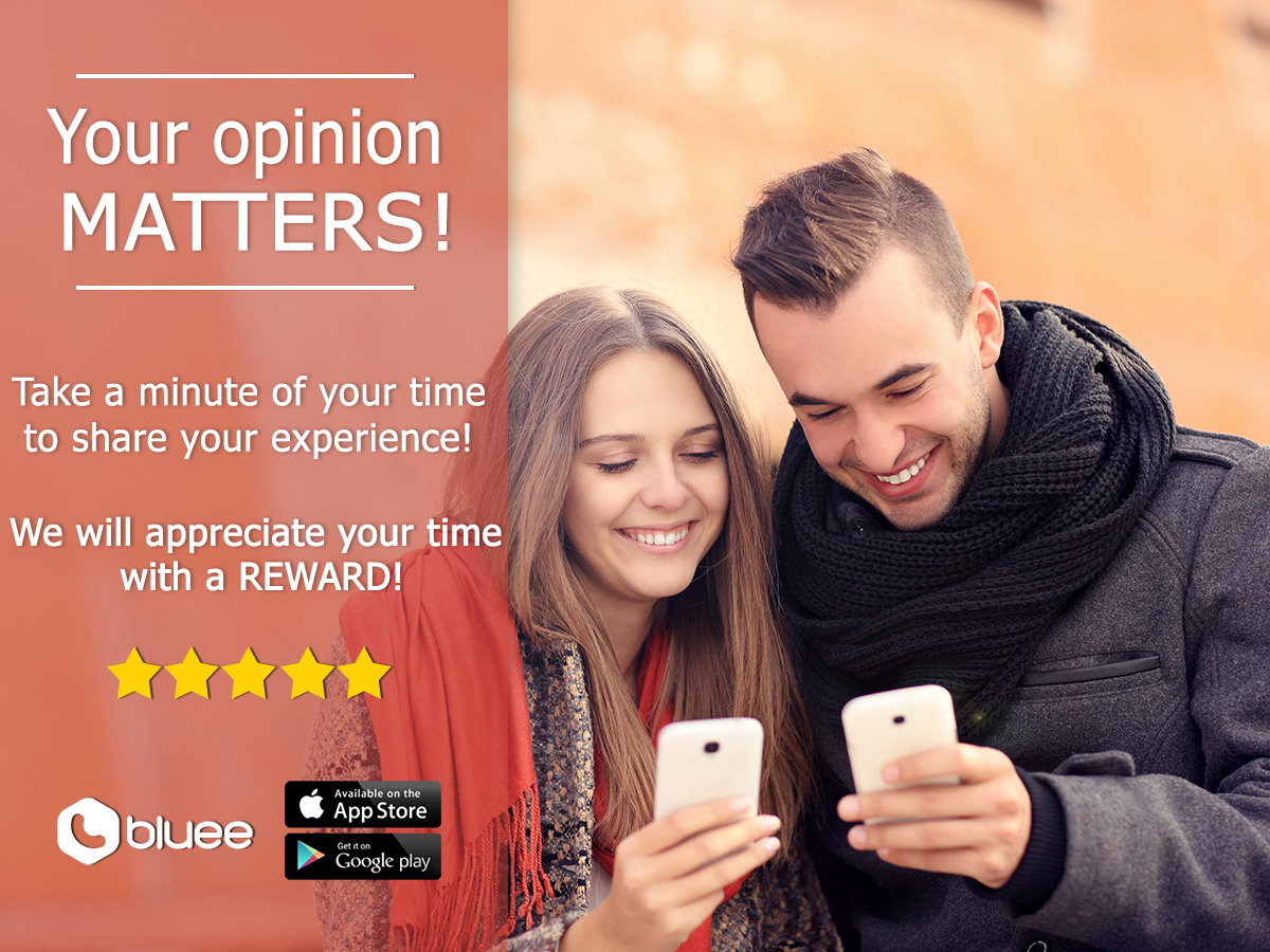 Your opinion could earn you a BONUS!
