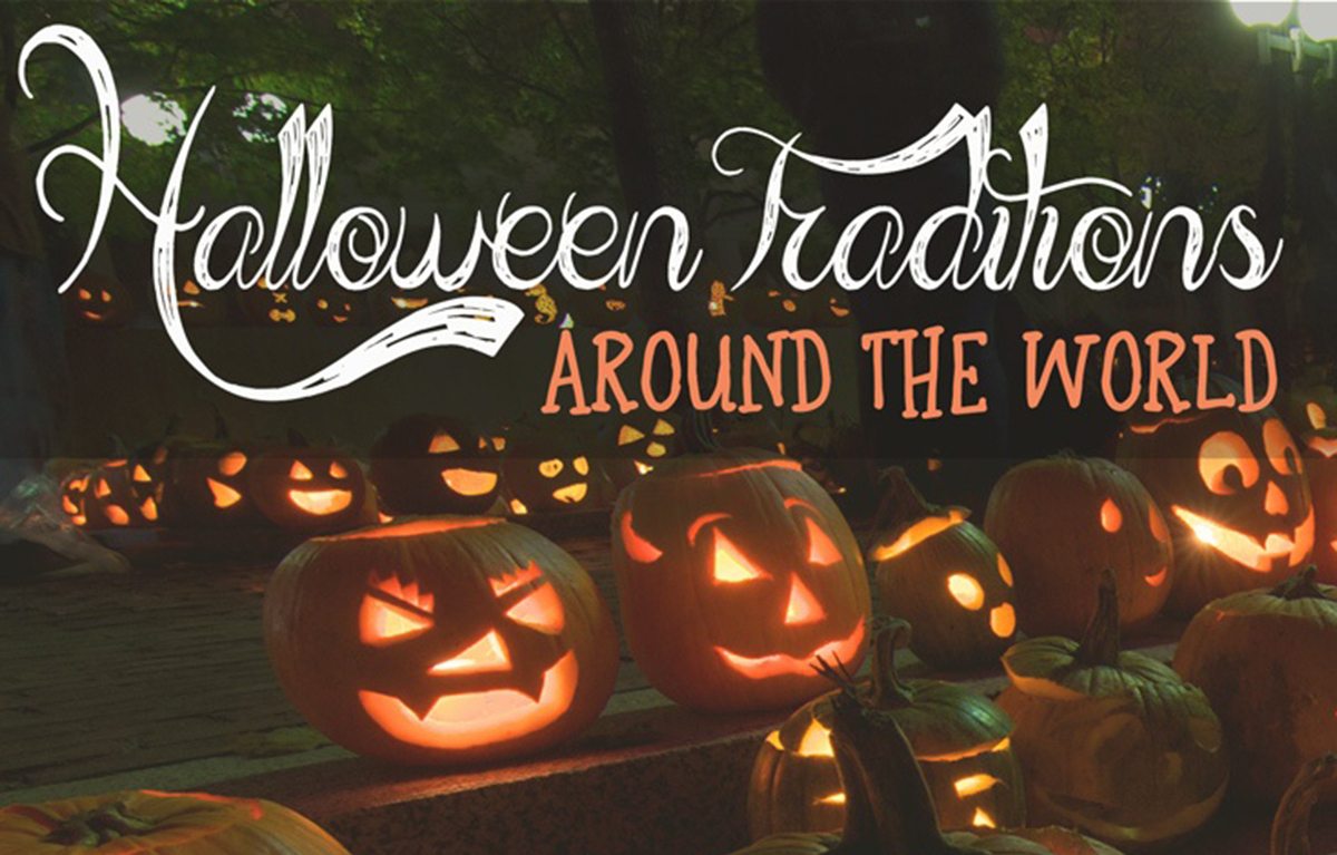 Halloween Traditions and Celebrations Around the World