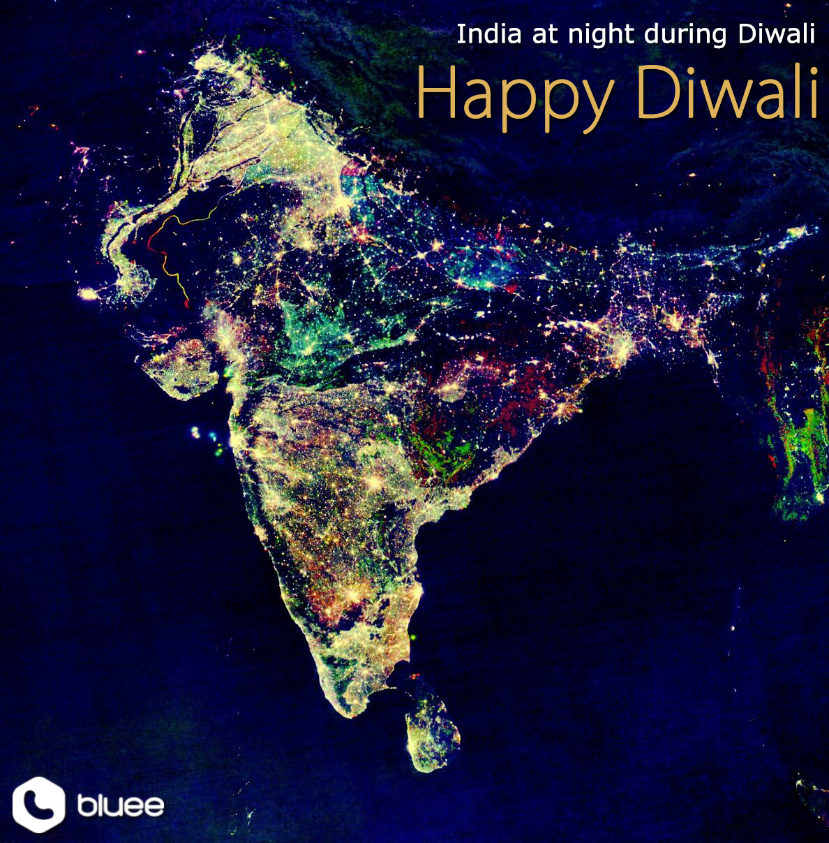 It's Diwali time! India's biggest, brightest, and happiest national holiday.