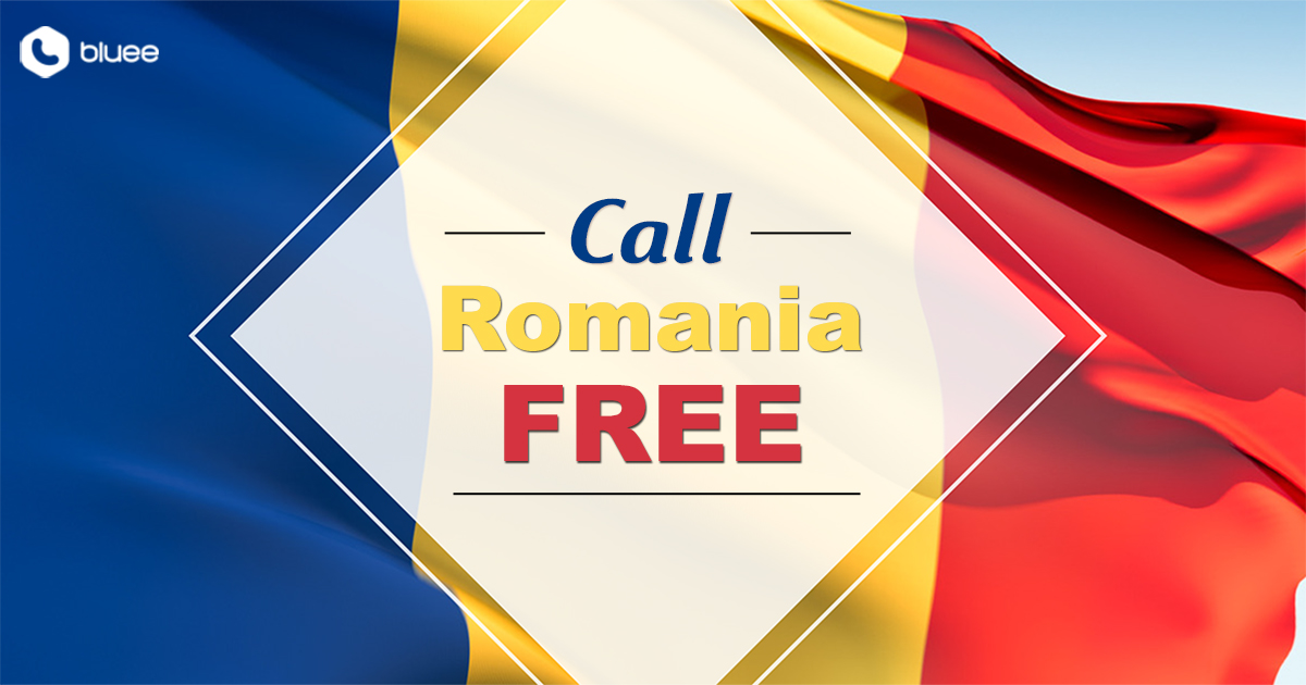 Call to Romania for FREE