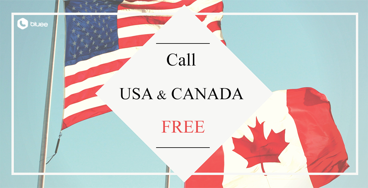 Call USA & Canada for FREE