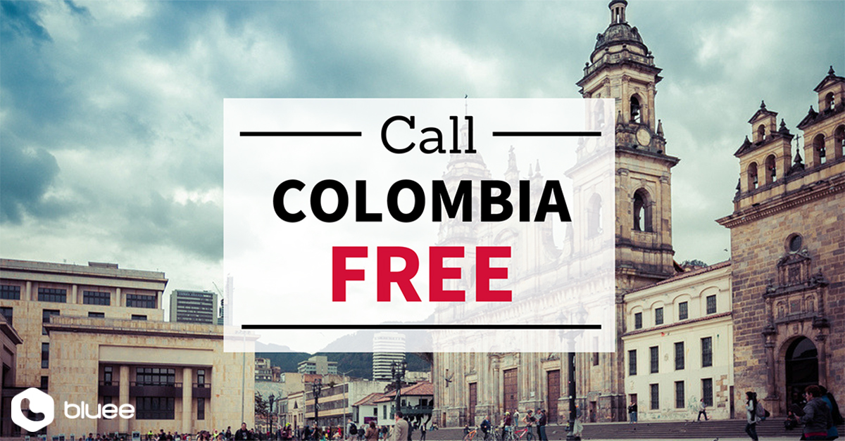 Call Colombia for FREE
