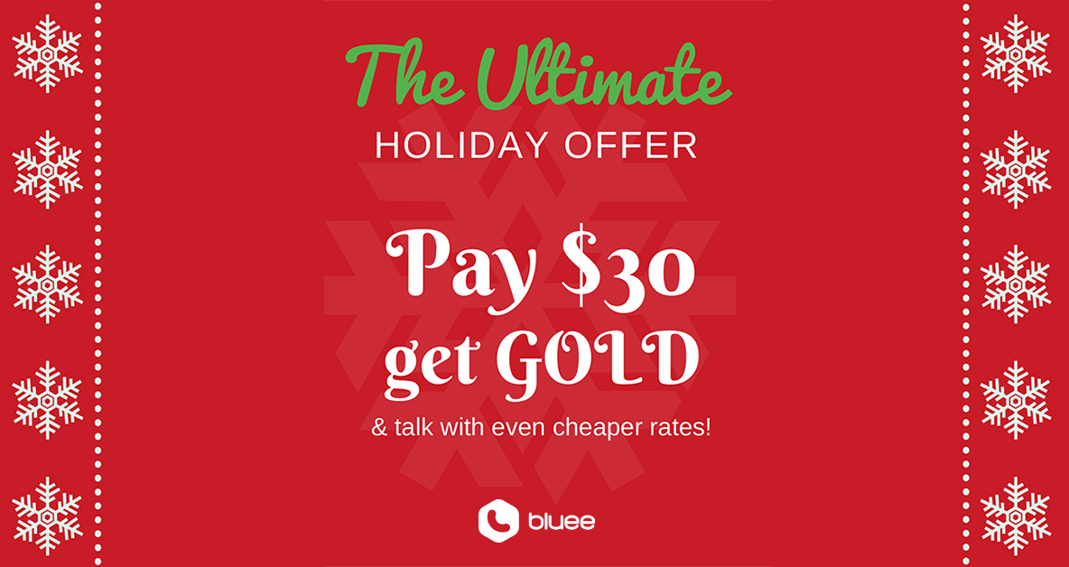 Save with our ULTIMATE Holiday Offer