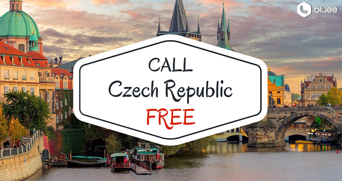 Call Czech Republic for FREE