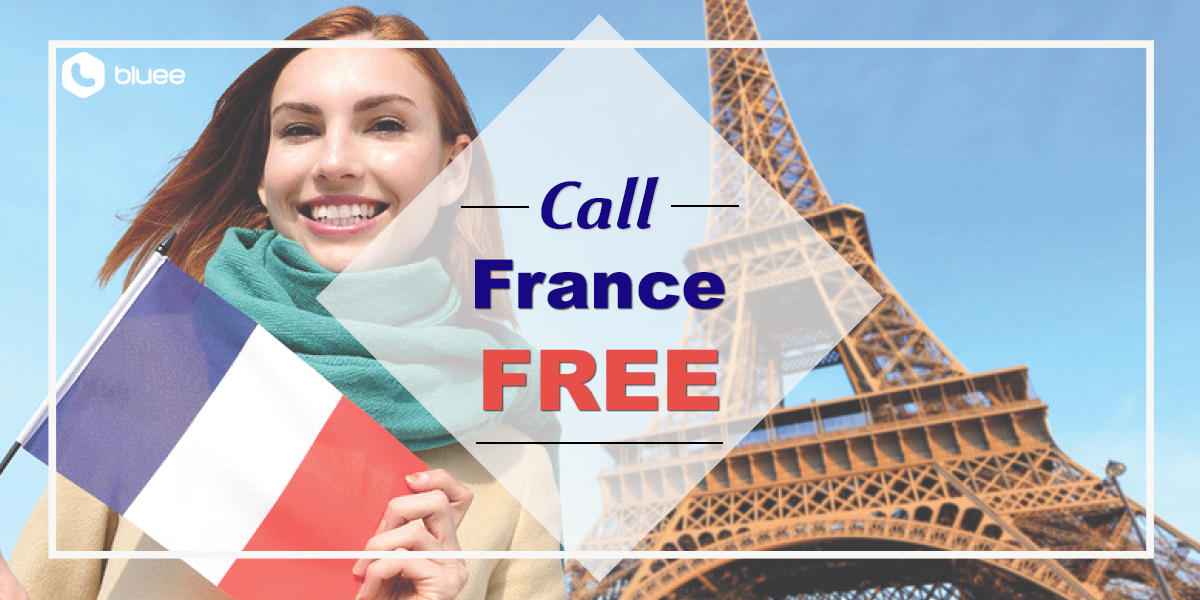 Call France for FREE