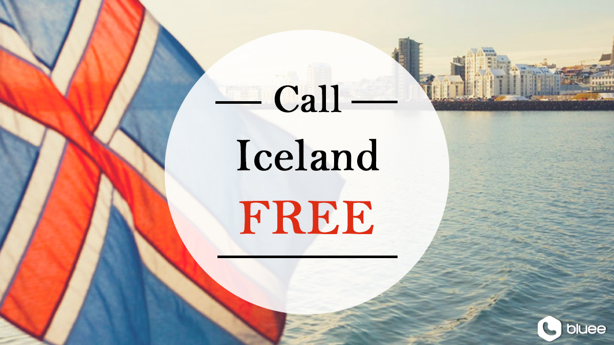 Call Iceland for FREE