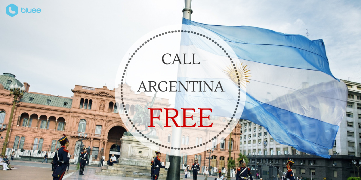 Call Argentina for FREE