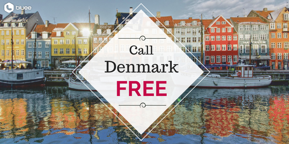Call Denmark for FREE