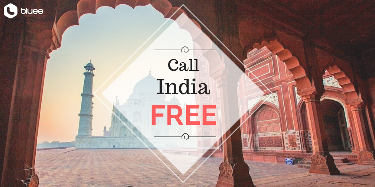 Free Thursday: Call India for FREE