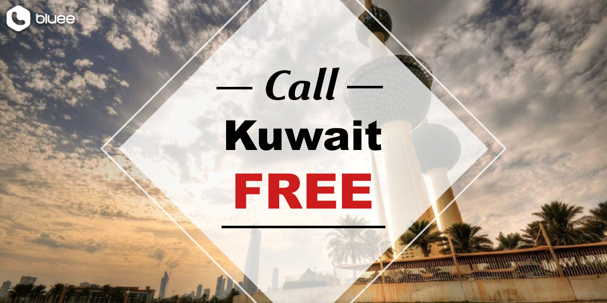 Call Kuwait for FREE