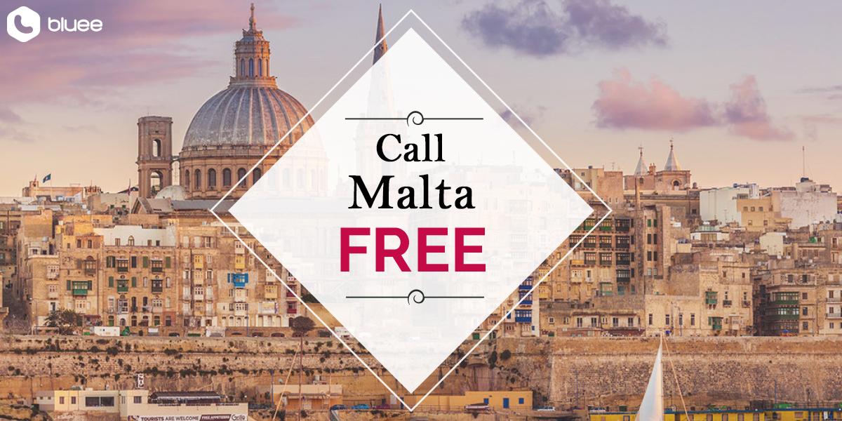 Call Malta for FREE
