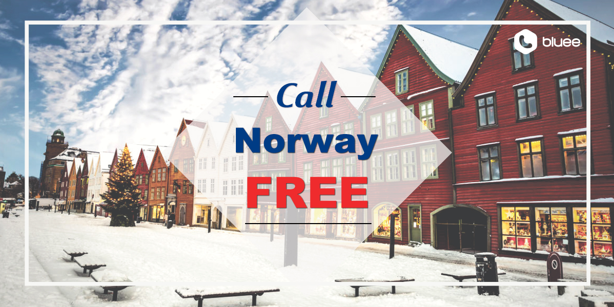Call Norway for FREE