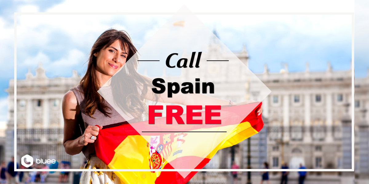 Call Spain for FREE