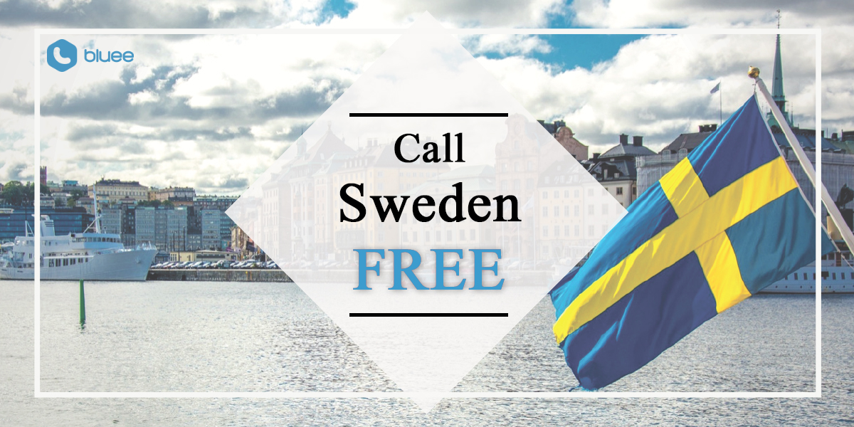 Call Sweden for FREE