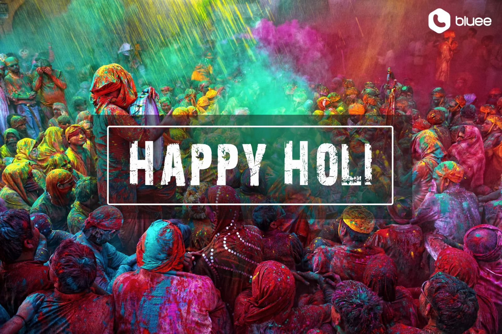 Holi: Hindu Festival of Colors and Love