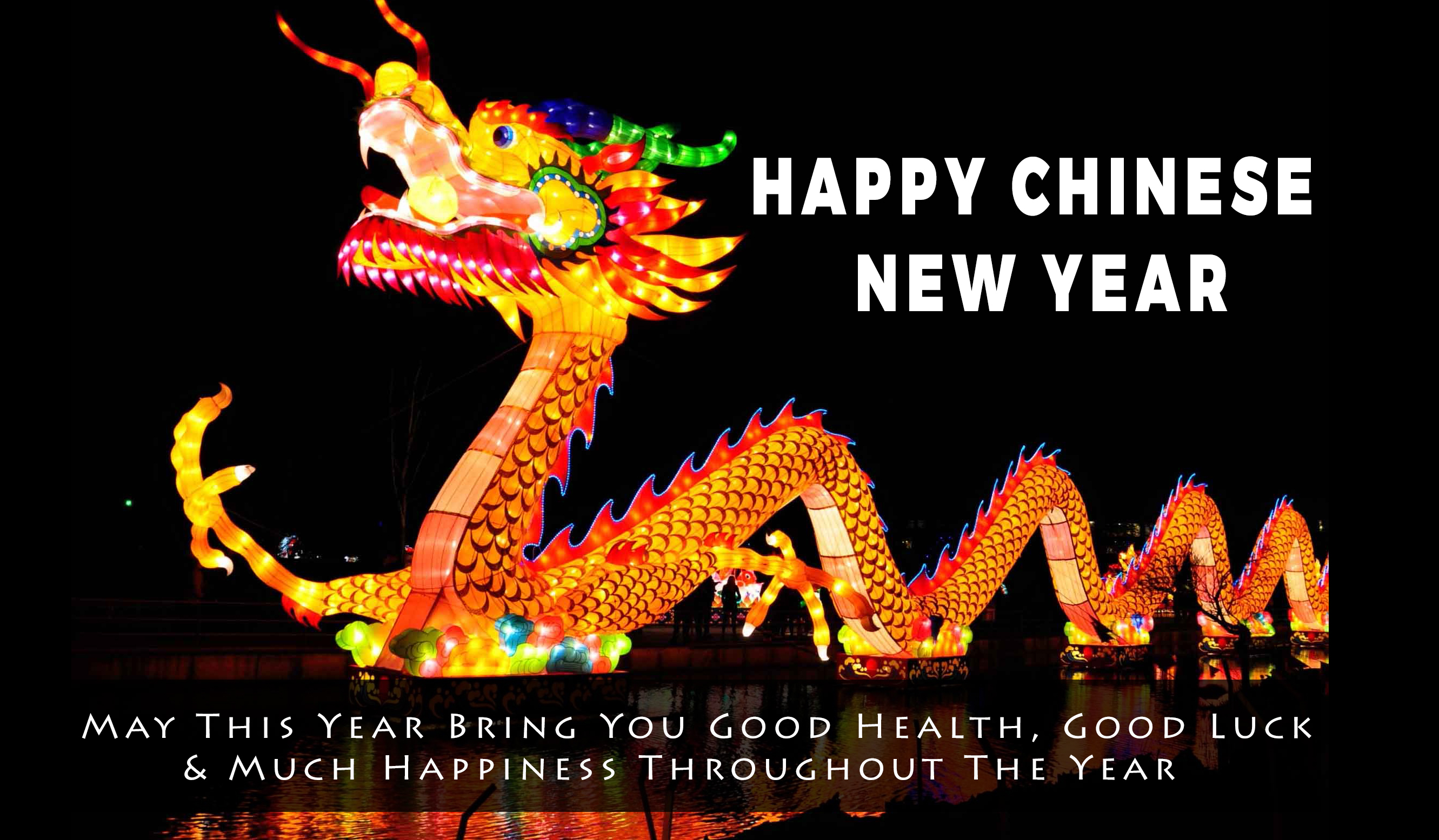 How is Chinese New Year celebrated?