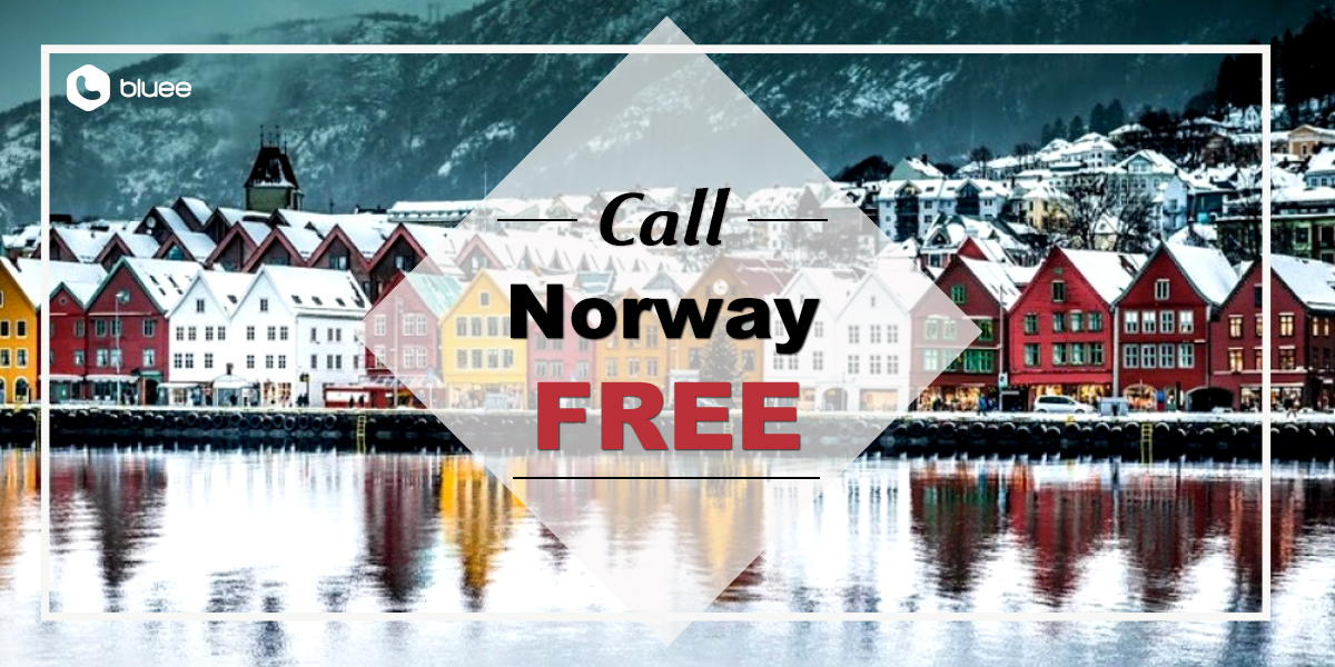Free Fridays: Call Norway FREE