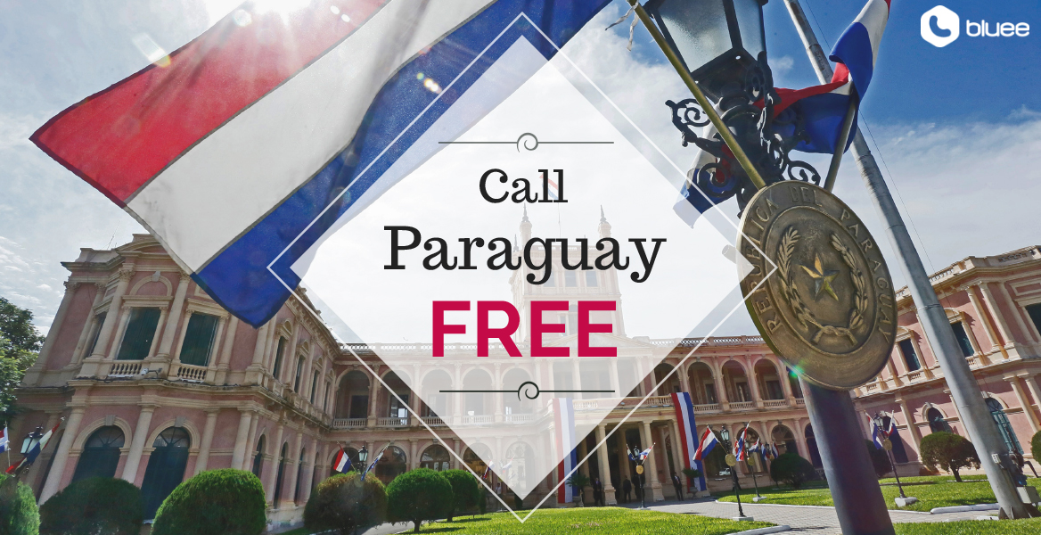 Free Friday: Call Paraguay for FREE