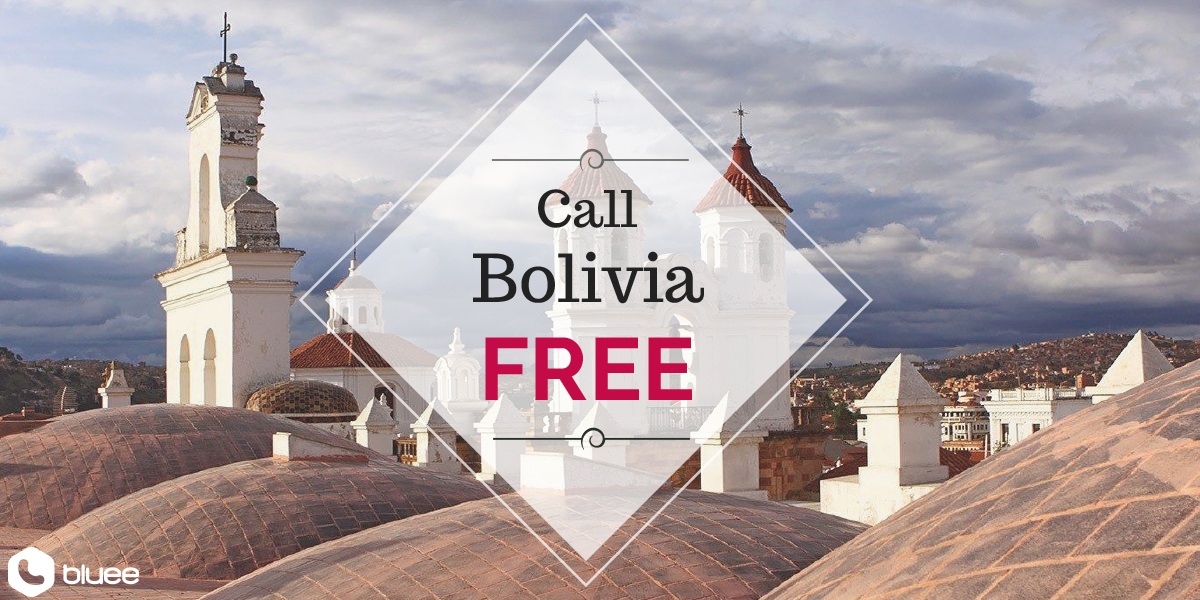 Free Friday: Call Bolivia For FREE