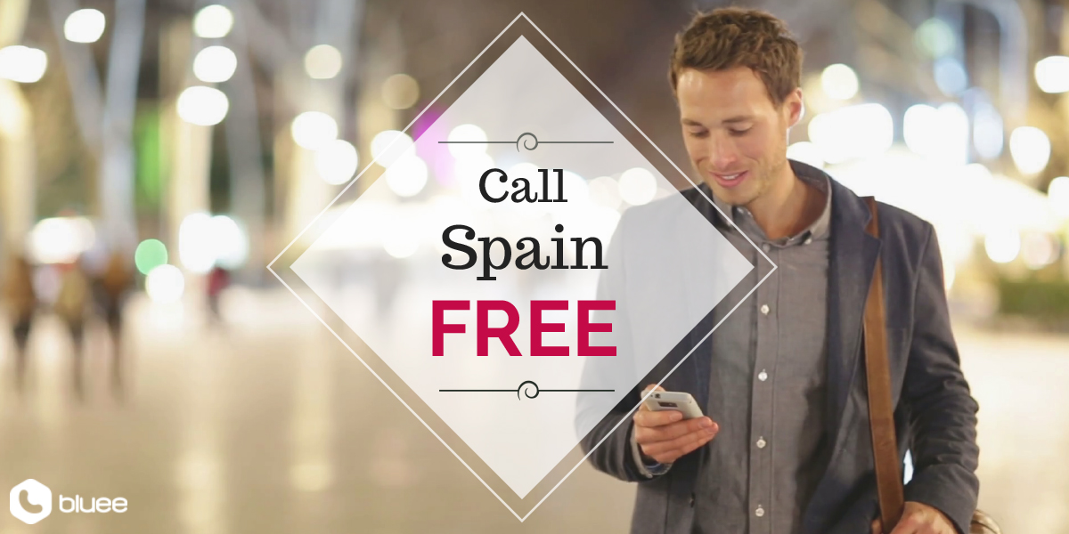 Free Friday: Call Spain for FREE