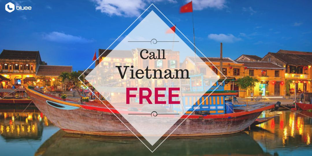 Free Friday: Call Vietnam For FREE