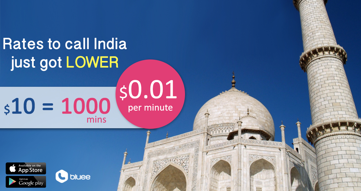 Best Rate to call India Mobile