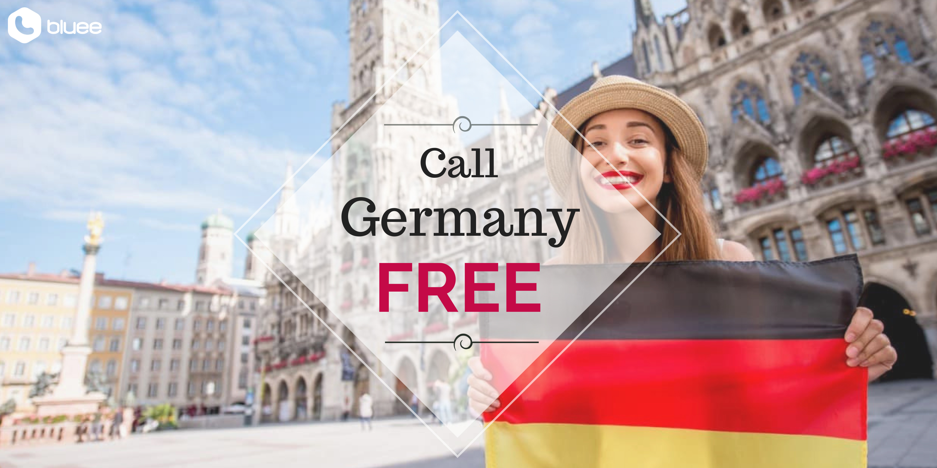 Free Friday: Call Germany For FREE
