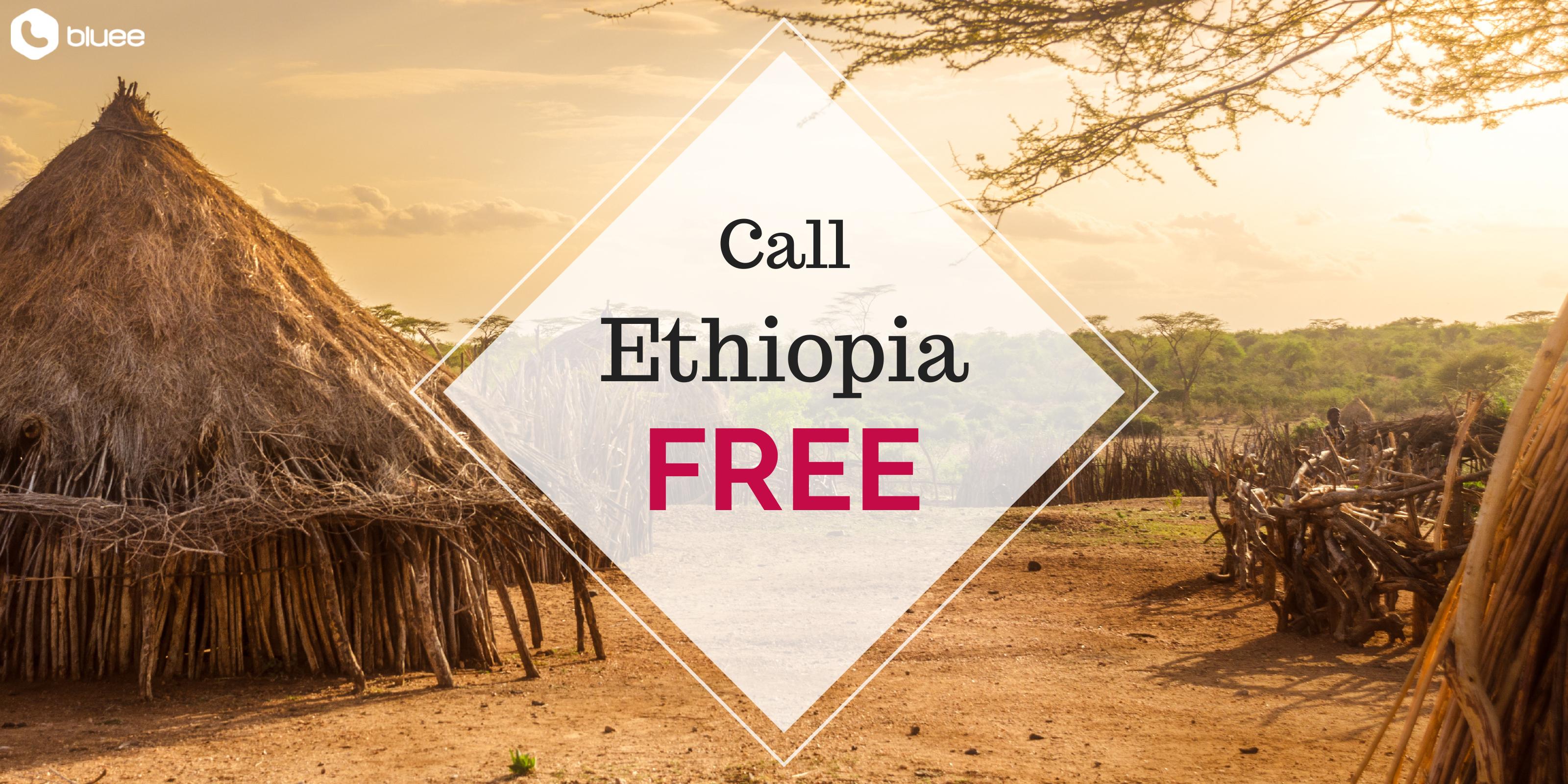 Free Thursday: Call Ethiopia For FREE!