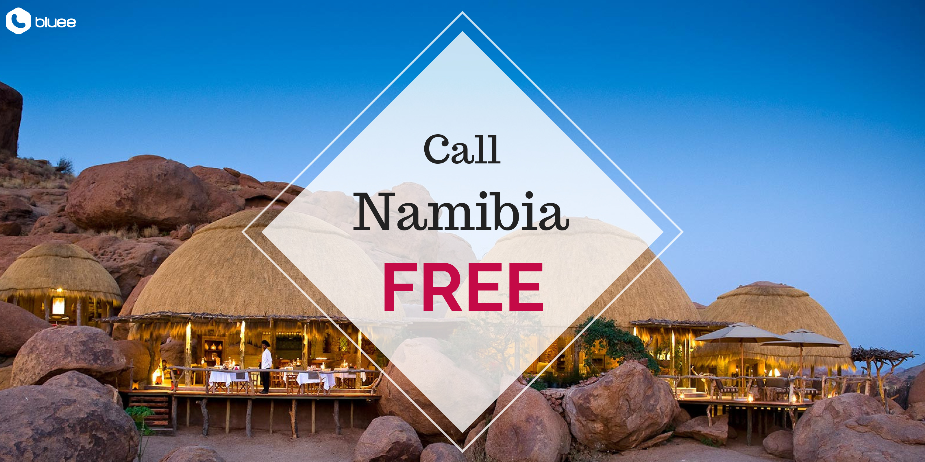 Free Thursday: Call Namibia for FREE