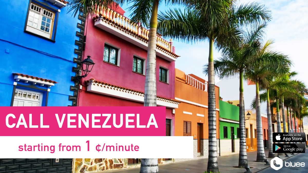 Cheap Calls to Venezuela | Call Venezuela From  ¢1/min!