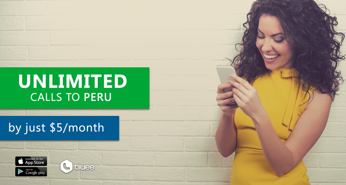 Make Unlimited Calls To Peru