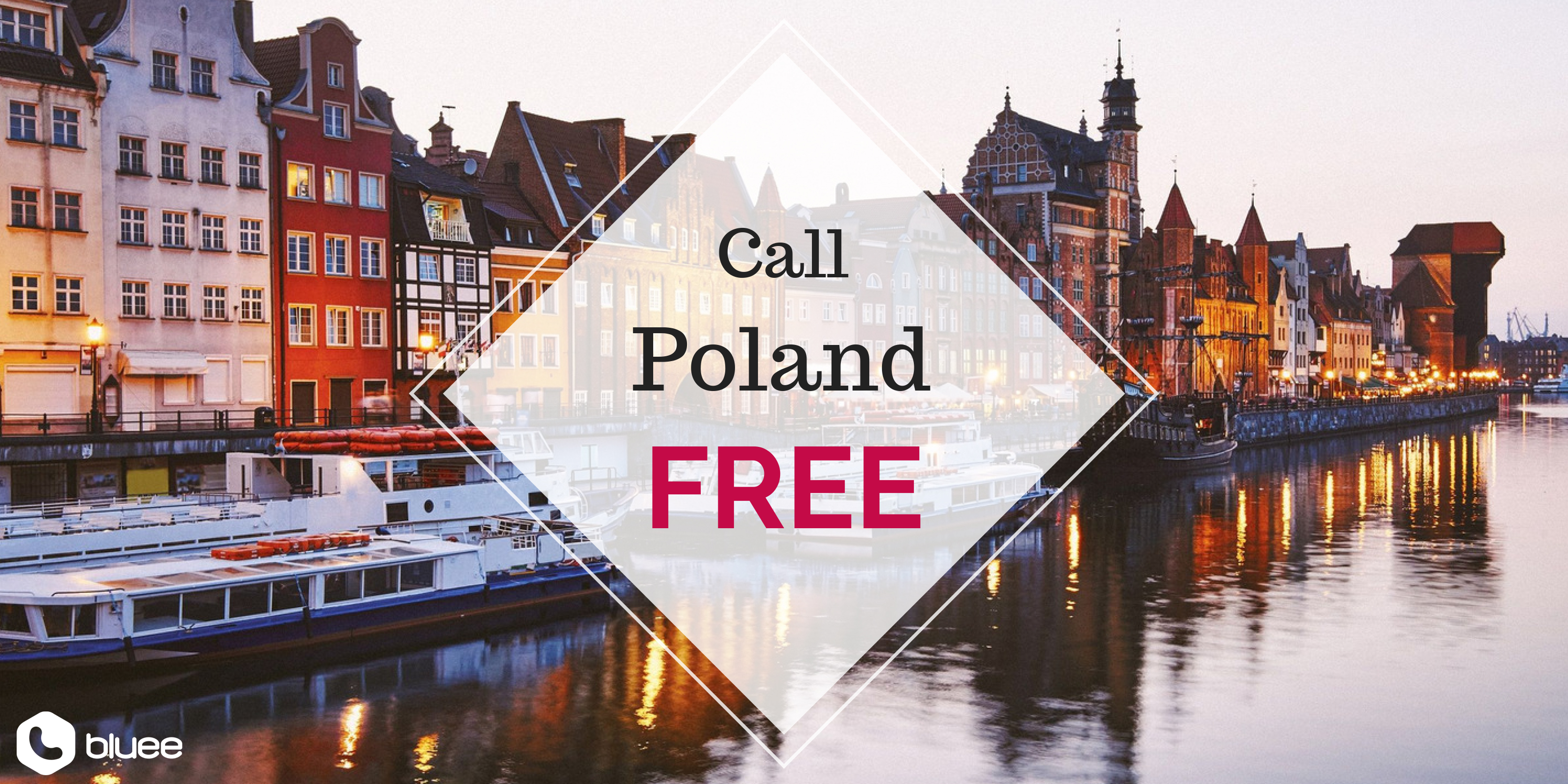 Call Poland for FREE