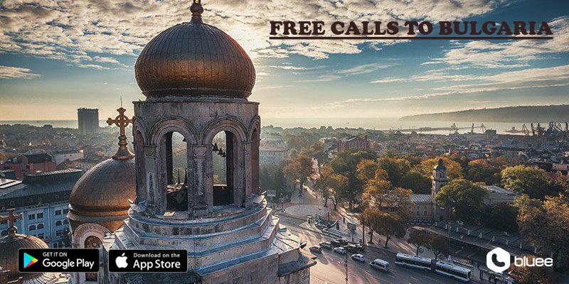 Free Calls to Bulgaria