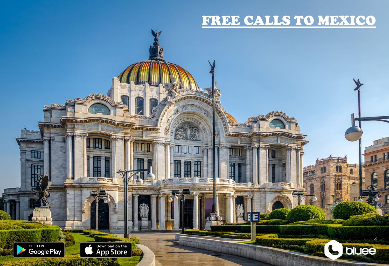 Free Calls to Mexico