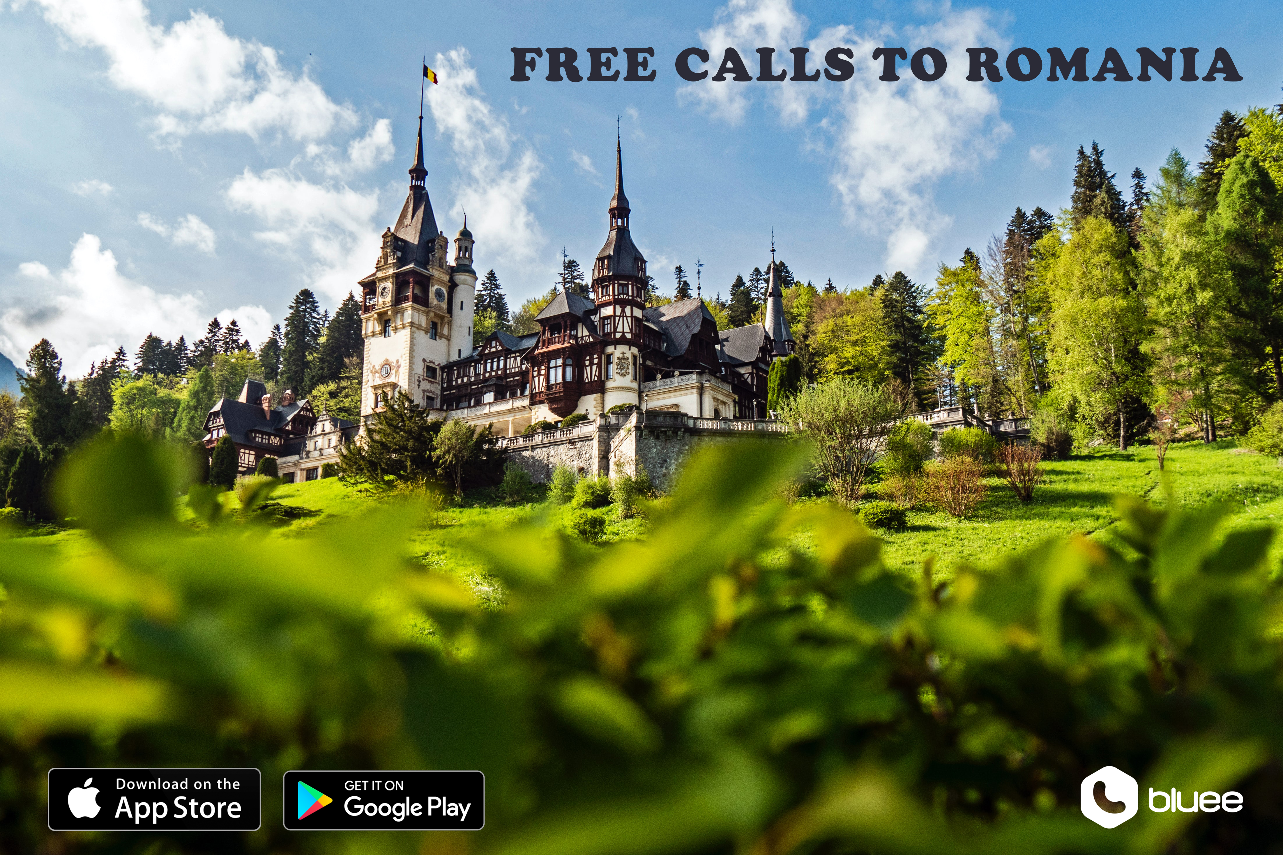 Free Calls to Romania