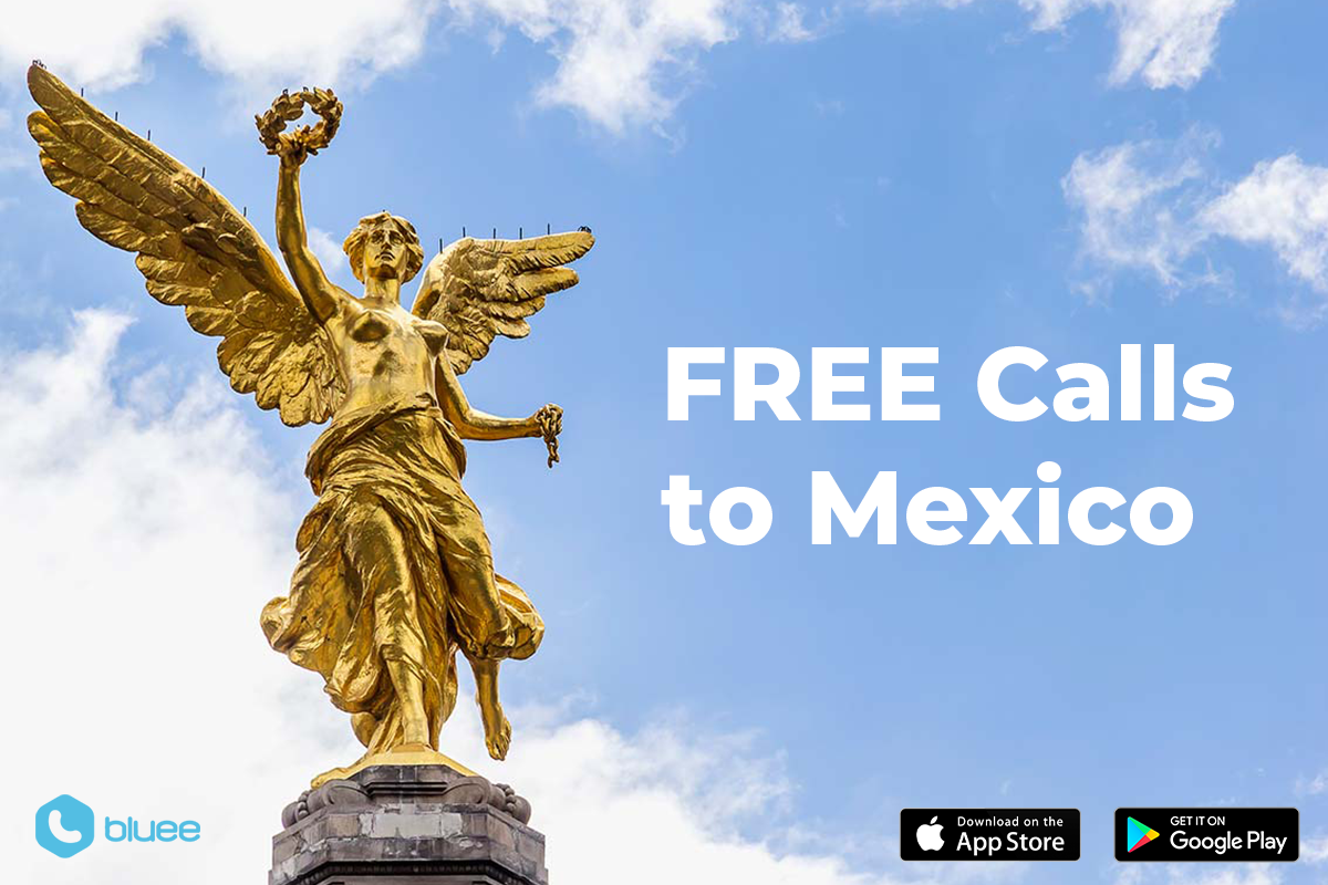 Free Calls to Mexico