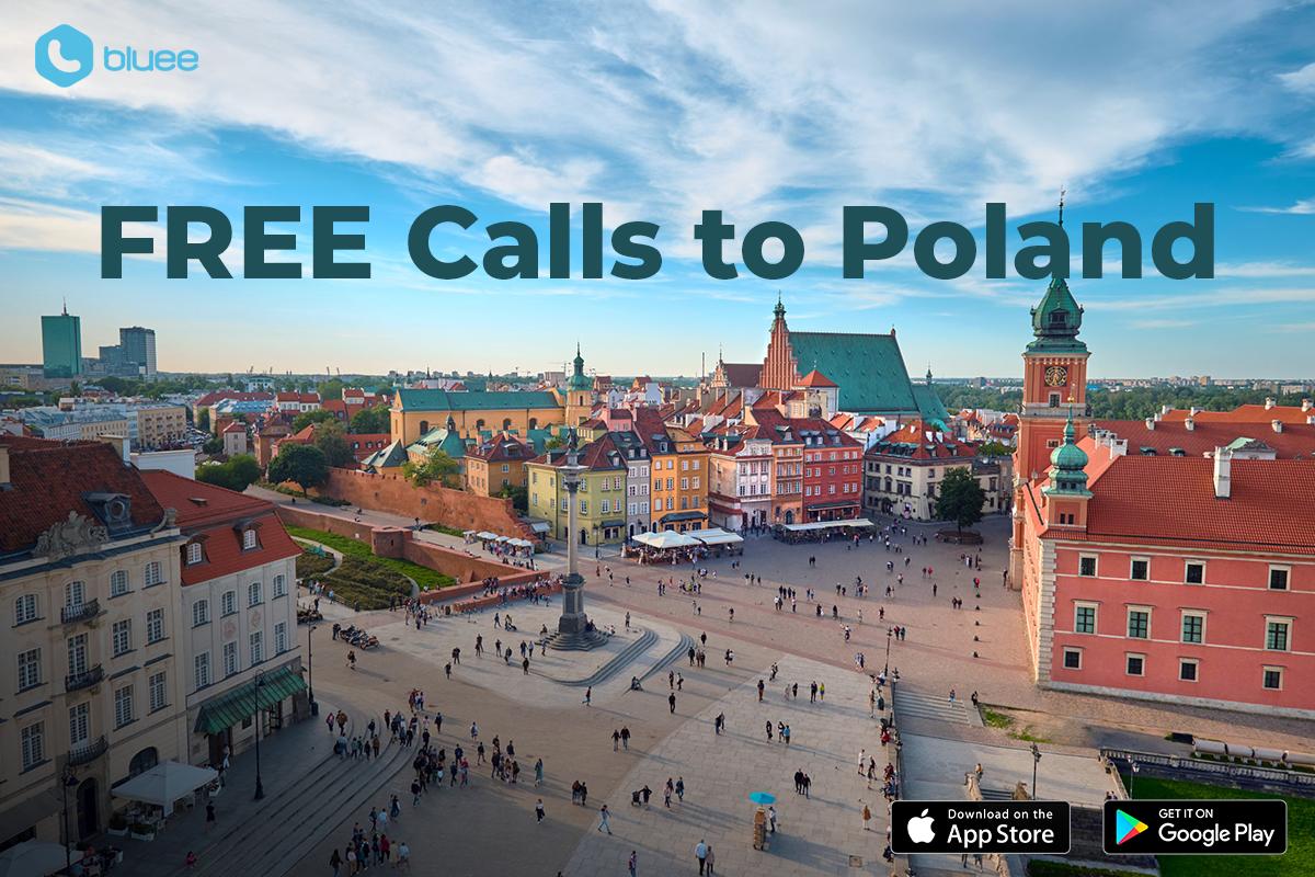 Free Calls to Poland
