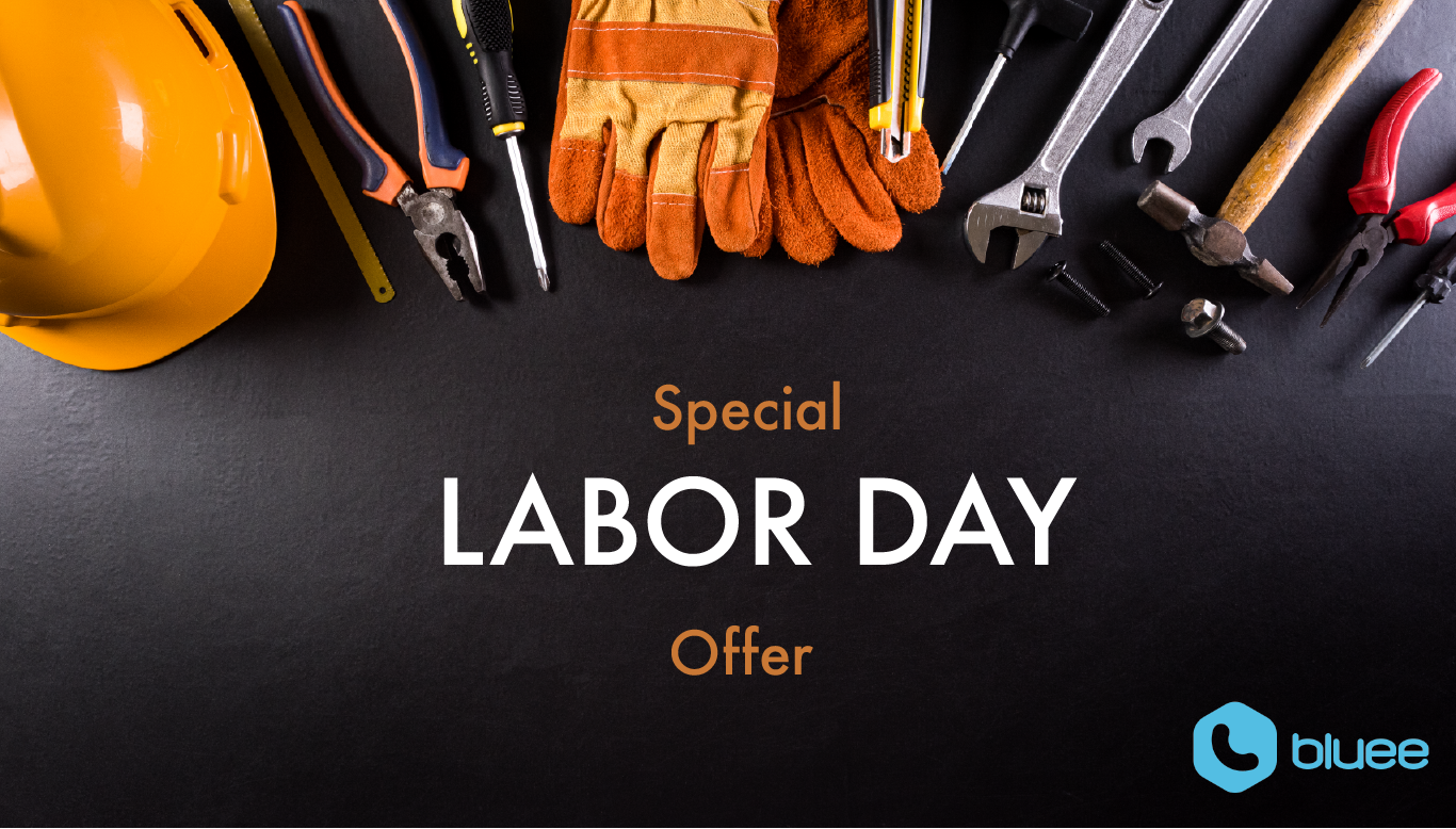 Special Labor Day Offer